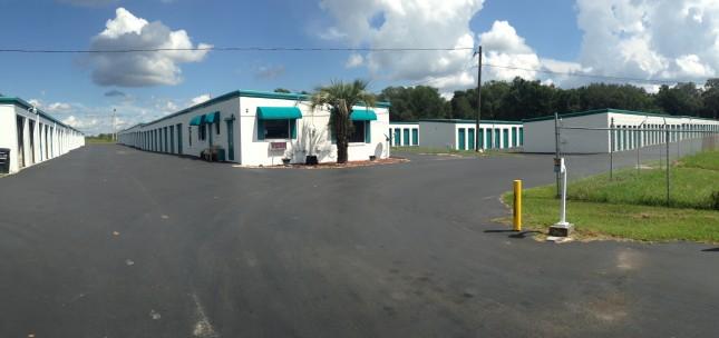 & Self Storage Facility Ocala FL | Shores Self Storage Units